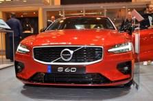 Uno svedese dagli Stati Uniti. Il nuovo S60, molto bello!