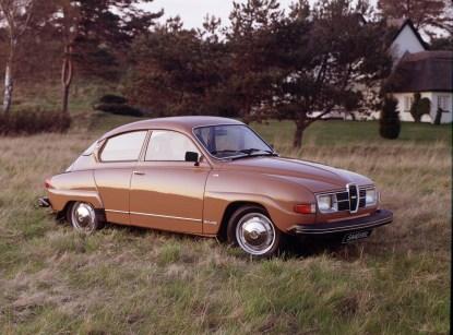 Sympathieträger: Saab 96, ein Klassiker vom Göta Älv