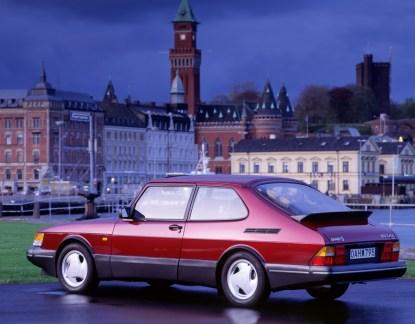 Saab-klassiken någonsin: Saab 900, med luckor i reservdelsprogrammet