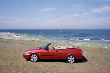 Abra Saab Youngtimer com potencial clássico. O Saab 9-3 I