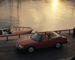Das Cabriolet nach der Modellpflege 86