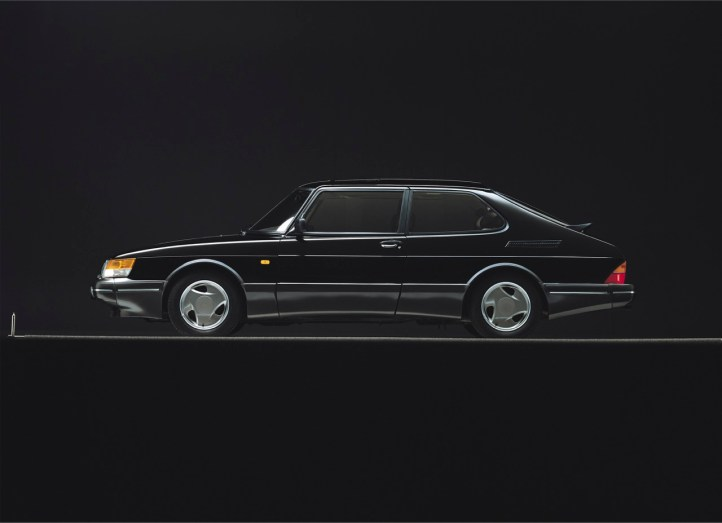 Cult Suédois Saab 900 Turbo 16 S