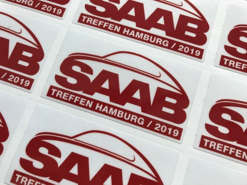 Am Samstag startet das 4. Hamburger Saab Treffen