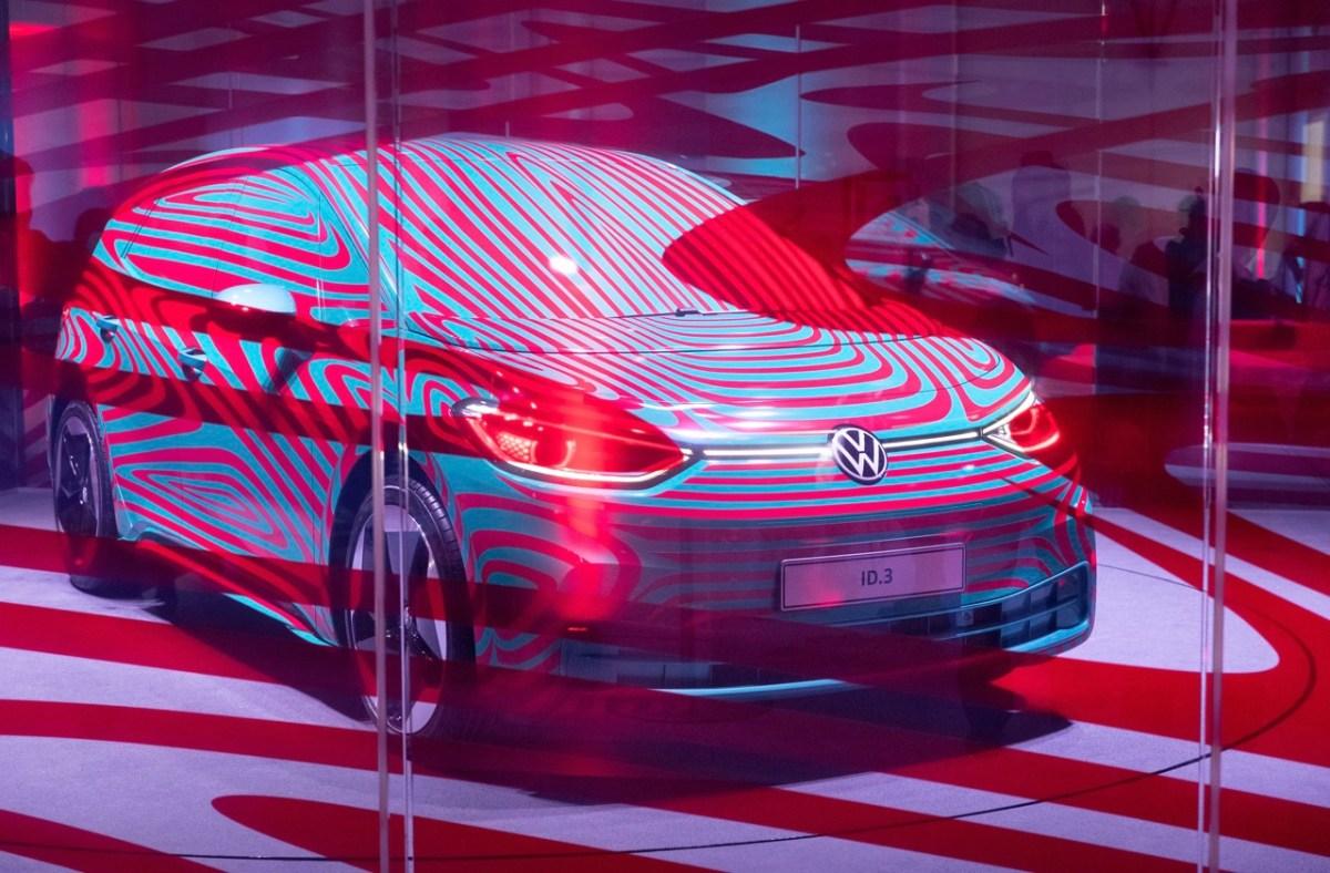 indústria automobilística. A mudança está acelerando.