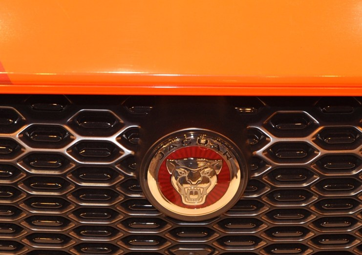 Jaguar, o gato tem genes Saab