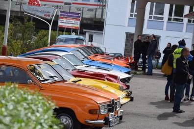 Sonett + Saab 95