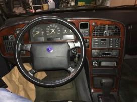 Upgrade program with wood dashboard and Grundig radio