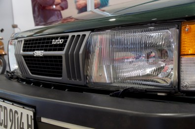 900 Turbo Stuurschild. Prestige en luxe!