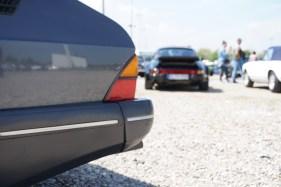 Het ding met de achtersteven. Wat is aantrekkelijker? Porsche vs. Saab ...
