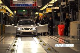 Número Saab 2, ano do modelo 2014
