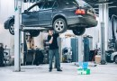 Saab / Orio officina partner. Immagine: Orio AB