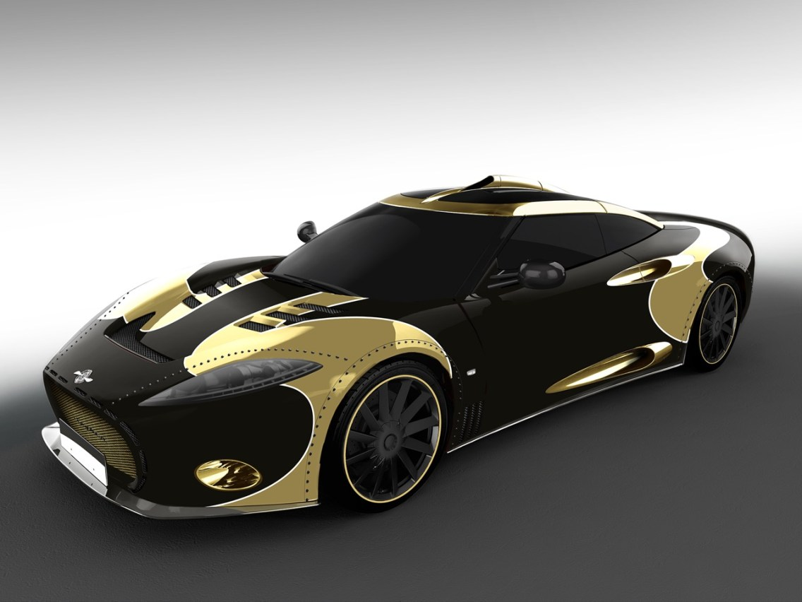 Maybe Spyker will someday make a comeback
