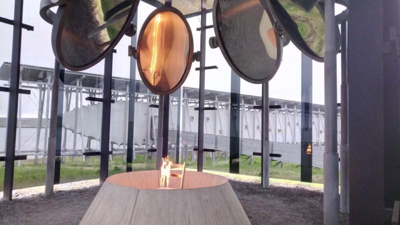 Mémorial de Peter Zumthor et de la sculpteur franco-américaine Louise Bourgeois
