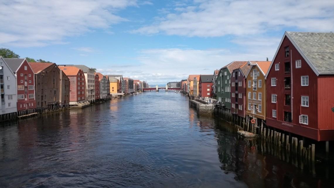 Trondheim: Großartig, schön, sehenswert