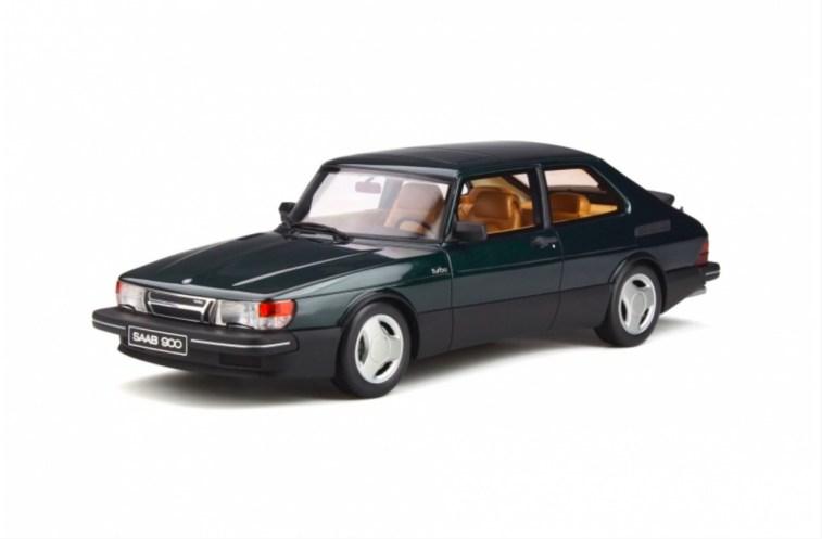 Nieuw van Ottomobile, 900 Turbo van 1984. Beeld: Ottoman