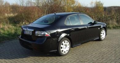 Saab 9-3 TTID facelift sedan