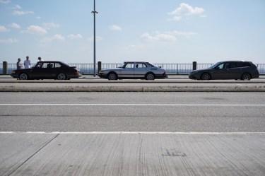Nuestra pequeña columna Saab