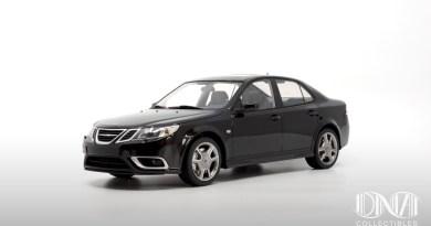 Nieuwe Release. Saab Turbo X van DNA Collectibles.