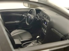 Interior of the Turbo X with attention to detail
