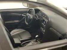 Interior do Turbo X com atenção aos detalhes