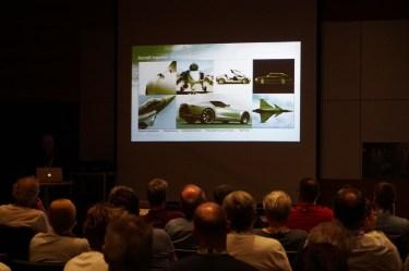 O último designer da Saab fala ...
