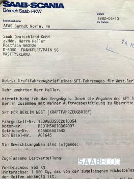 A Divisão PKW anuncia um SFT para Berlin-Tegel