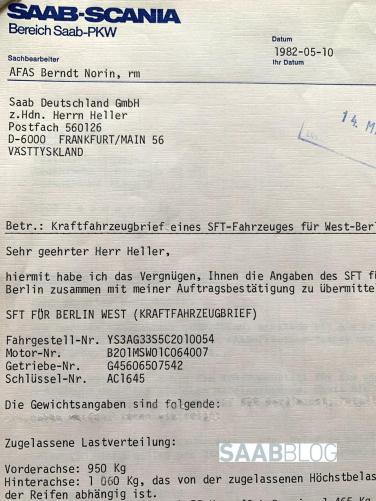 Die PKW Division kündigt einen SFT für Berlin-Tegel an