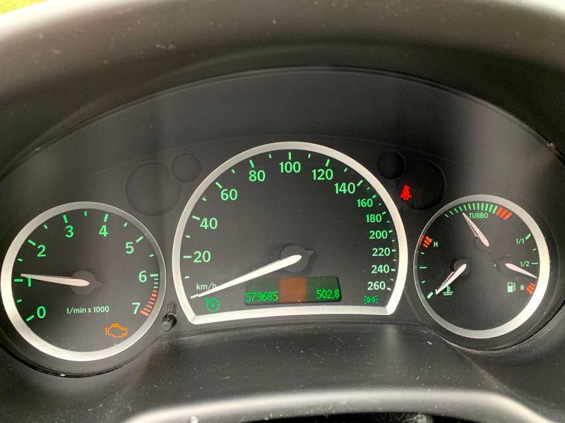 La prova: 579.685 chilometri