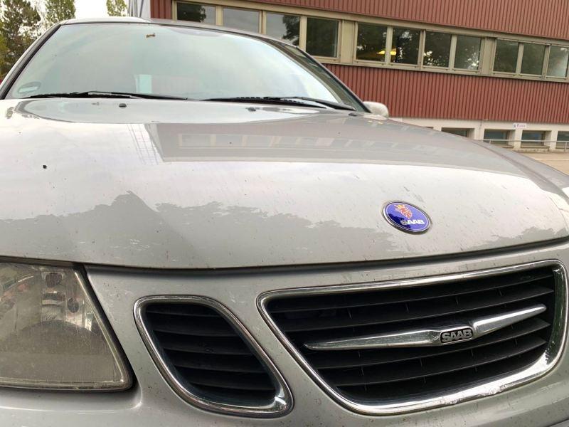 Saab 9-3 SC di 2005 di Stefan. Il nostro re chilometro di oggi.