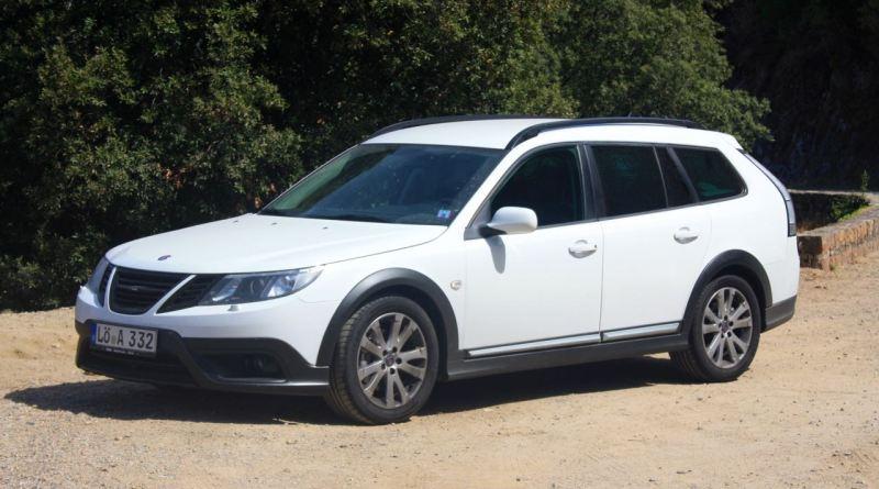 Saab 9-3x 2010 with 305.000 kilometers