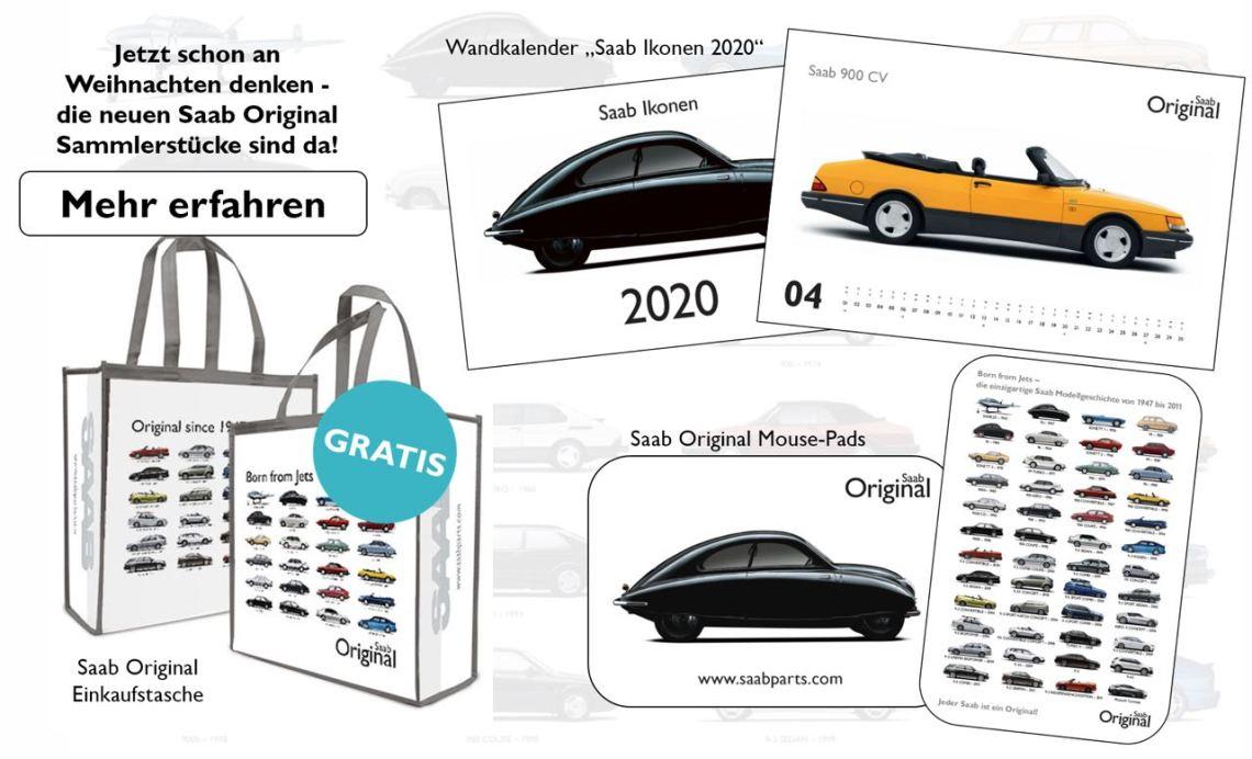 Merchandising de Orio Saab