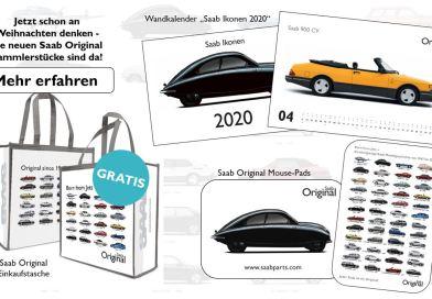 Merchandising Ideen für die Saab Fans!