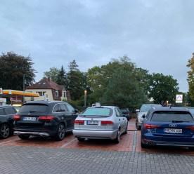 In mattinata ad Hannover. Va tutto bene?