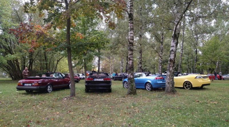 Impresiones otoñales de Saab
