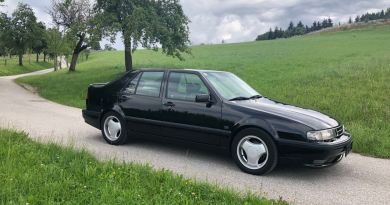 Saab 9000, the long-term car from Saab