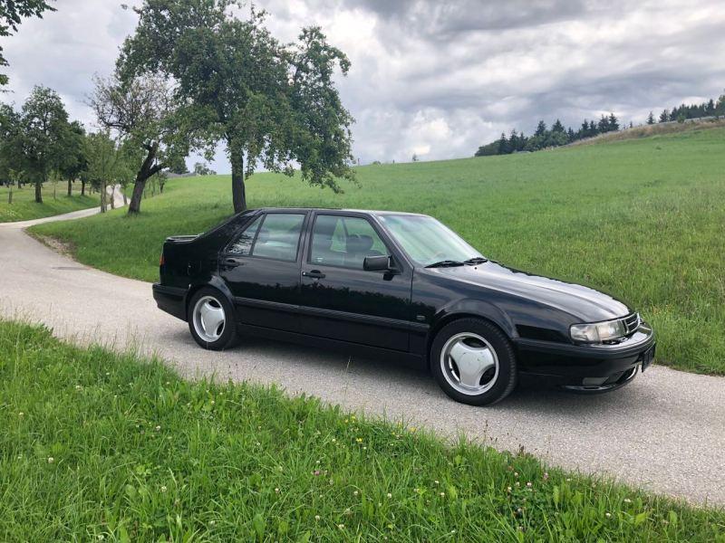 Saab 9000, das Langzeitauto von Saab