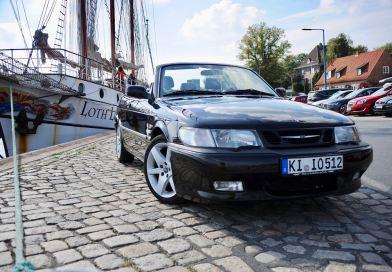 390.240 kilometer in de Saab 9-3 Aero Cabriolet