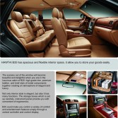 Interior B35 by Saab Retter Hawtai