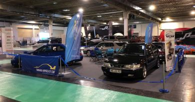 Saab - Subaru auf der Essen Motor Show