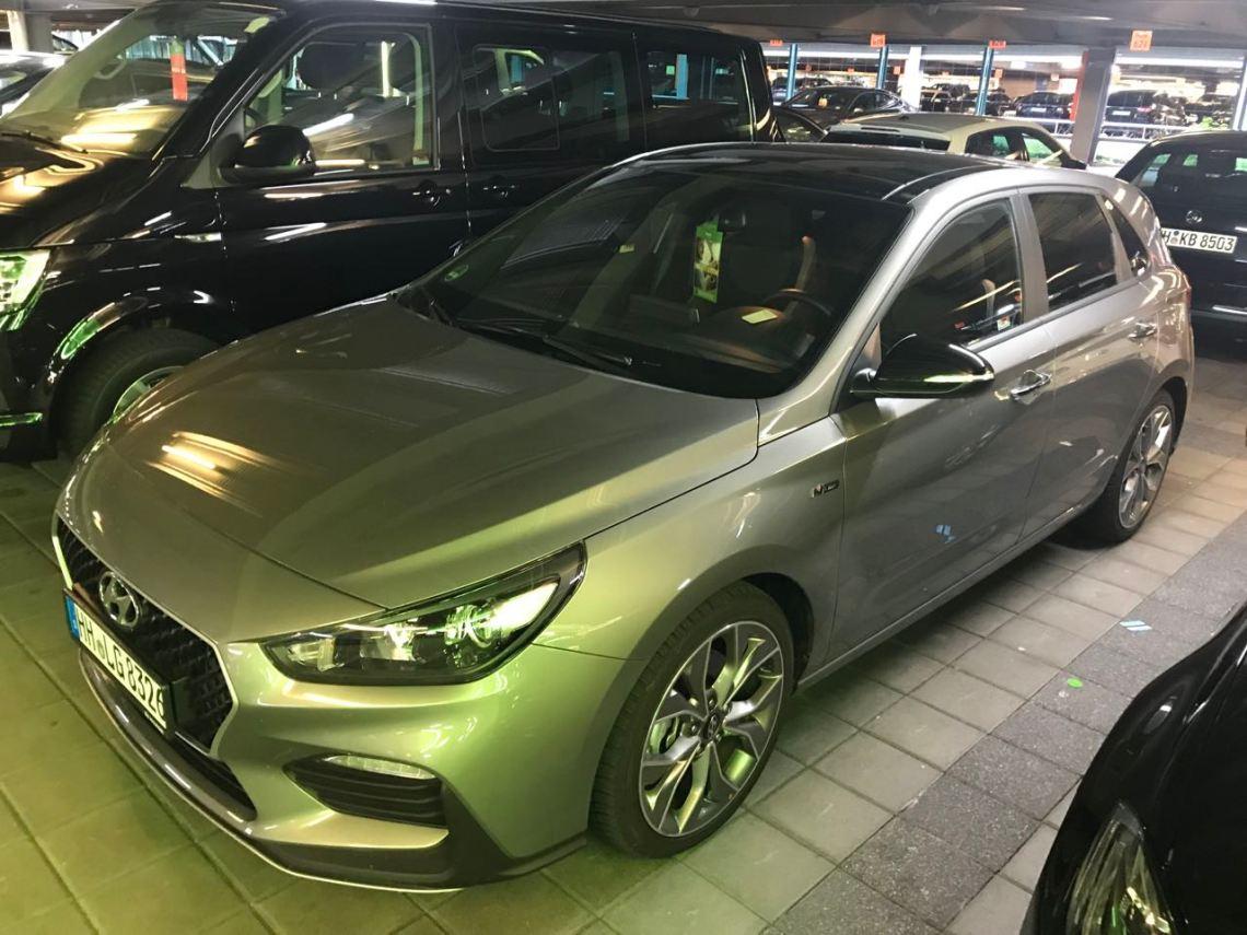 """""""My"""" Hyundai I30"""
