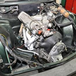 Restauração: Clássicos da Saab estão sendo reconstruídos