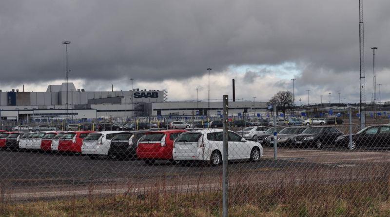 Saab-fabriek 2012