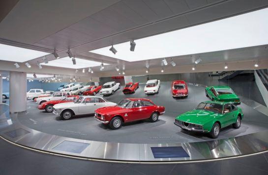 Alfa Romeo Museo Storico.
