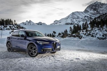 But the Stelvio remains an outsider