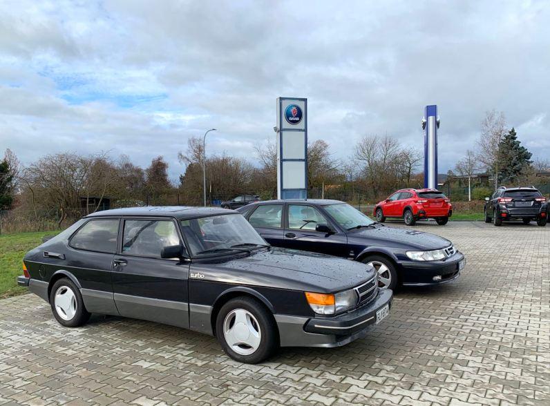 Rars 900 Full turbo Gradschnautzer y el 9-3 de un lector de blog