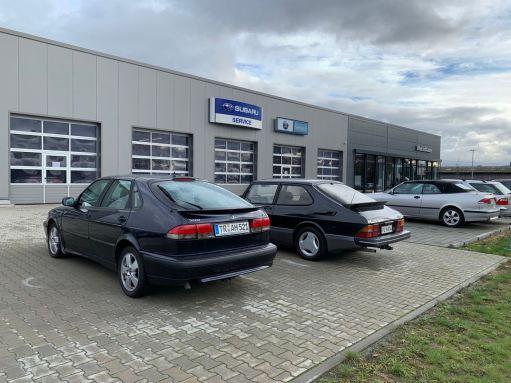 Subaru y Saab, las dos marcas de los Muckelbauers