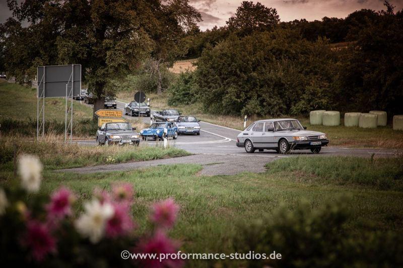 1. Saab Taunus exit