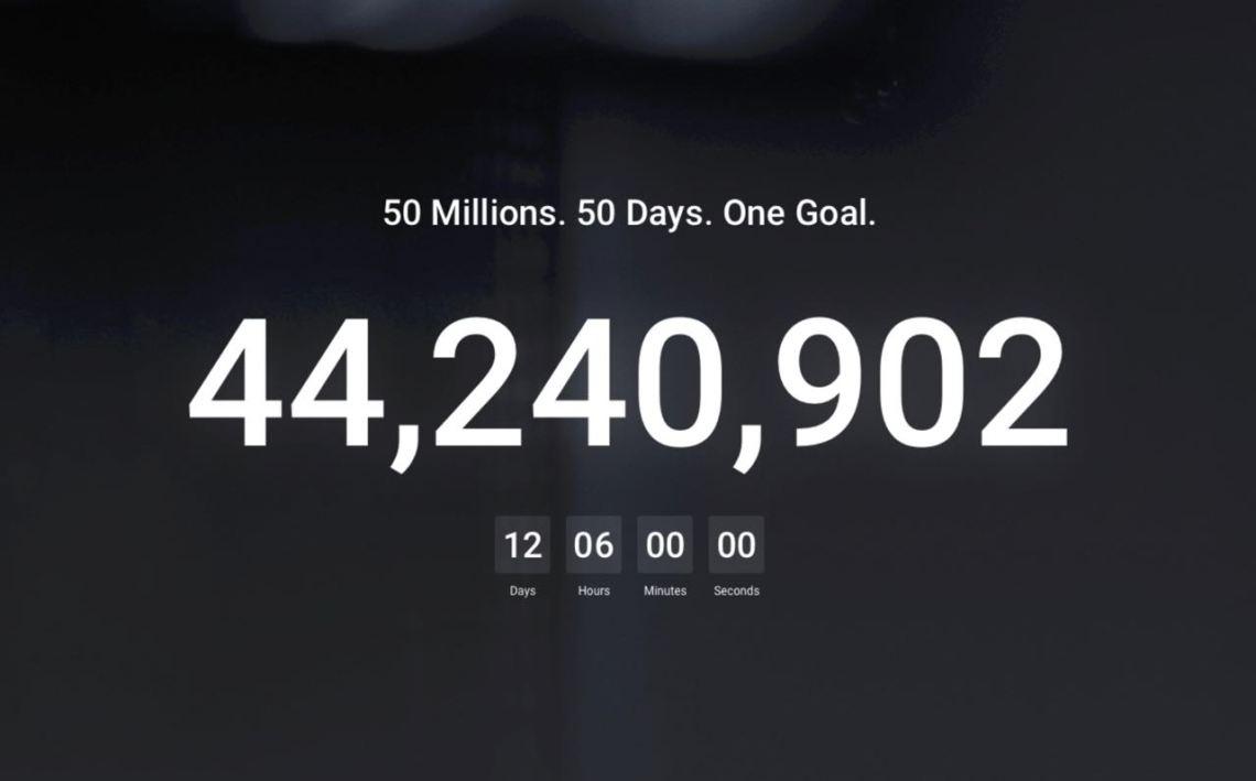 44 million, Sono Motors clears the 40 million hurdle