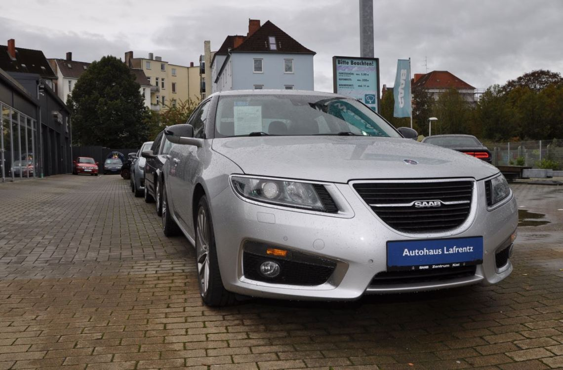 Visite de Saab Lafrentz à Kiel