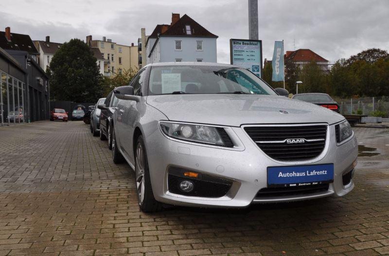 Zu Besuch bei Saab Lafrentz in Kiel